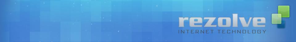 rezolve logo banner