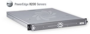 dedicated server - Dell PowerEge R200